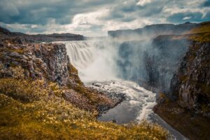 Dettifoss. Islandia Photo by Richard Dorran on Unsplash
